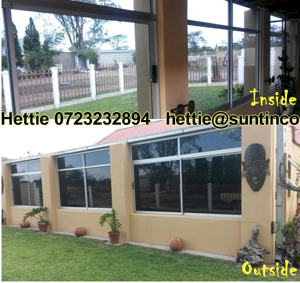Window tint Suntinco - Home 2