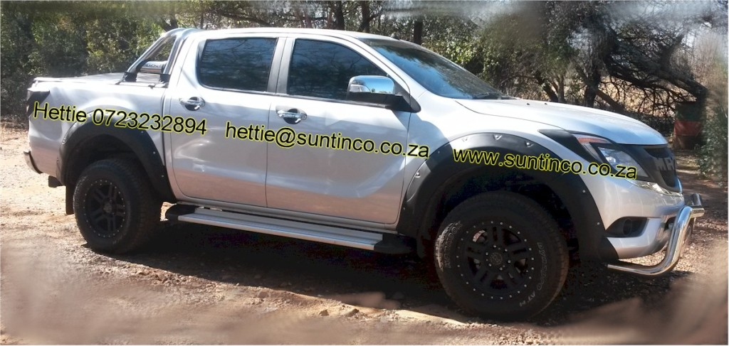 smash and grab - Mazda BT50